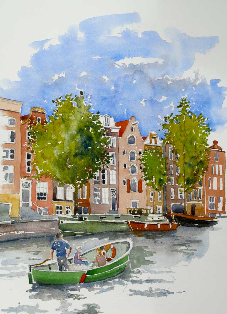 Sunday-on-the-canal-amsterdam
