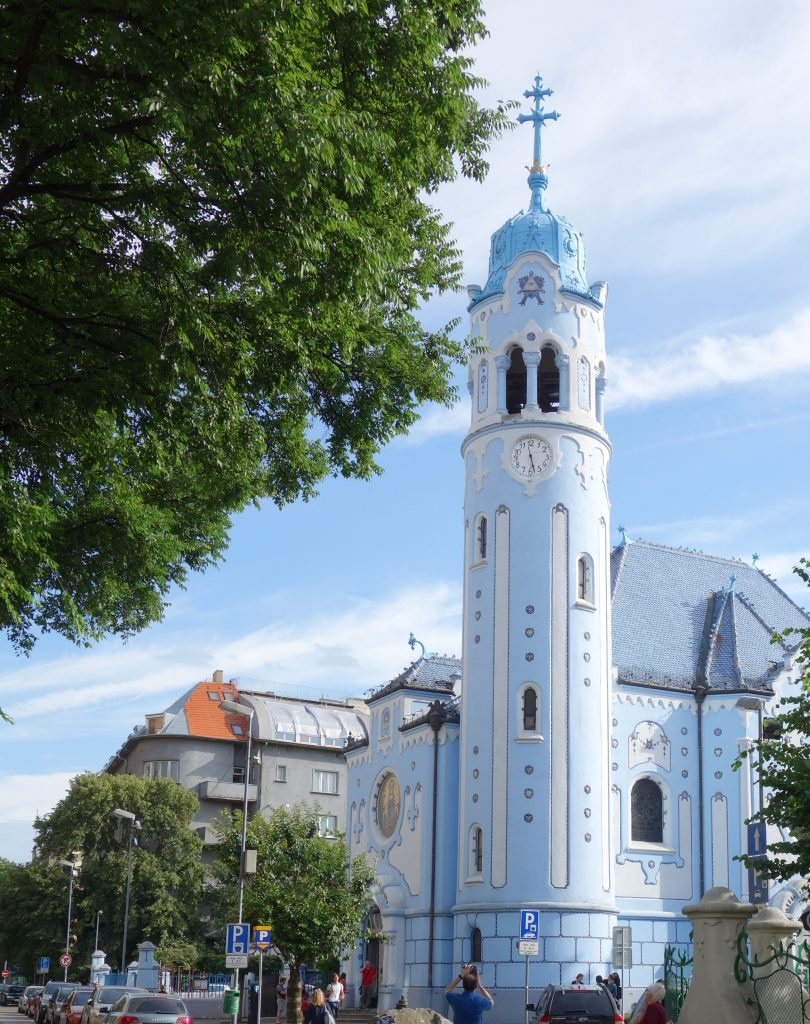 The Blue Church, Bratislava
