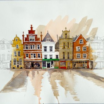 Water Colour Paintings Quilliam S Art